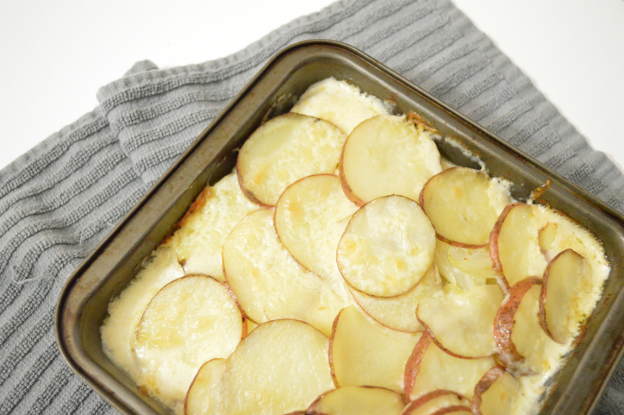 Fabulously Scalloped Potatoes