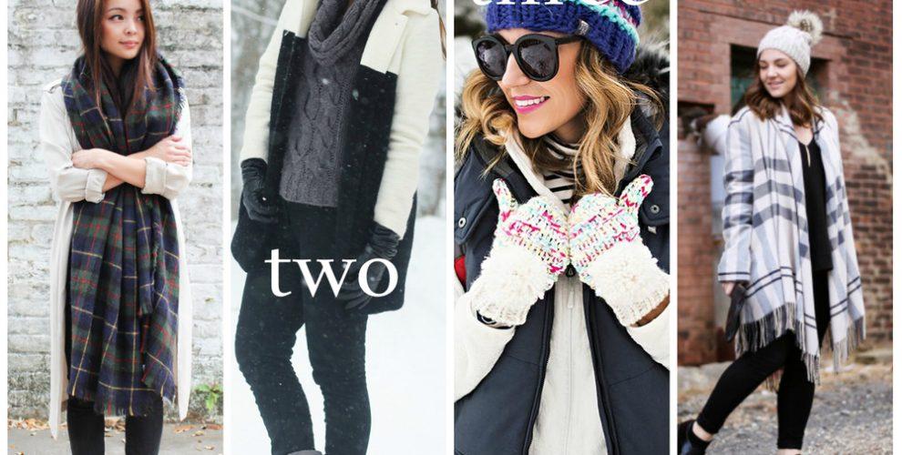 Style Board: Winter Accessories