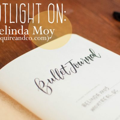 Spotlight On: Belinda Moy from Quire & Co.