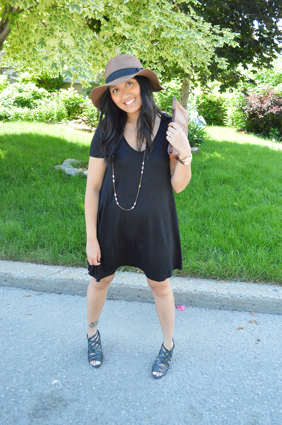 My thoughts on the little black dress - a must for every wardrobe!