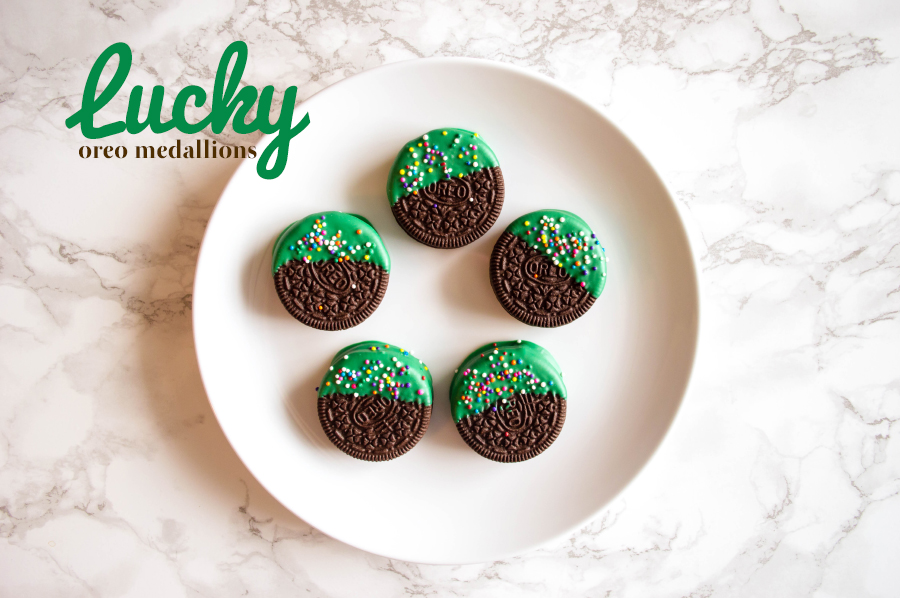 Feeling lucky? These simple treats will make you even luckier!