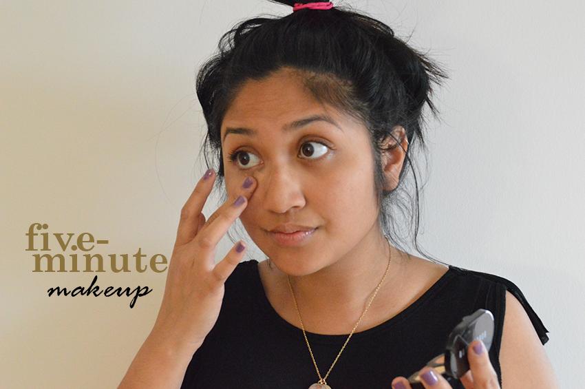 5-Minute Makeup