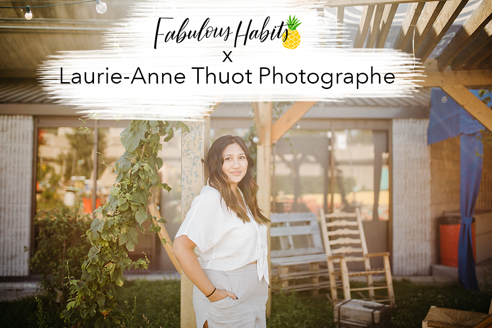 Fashion photo session with the oh-so talented Laurie-Anne Thuot