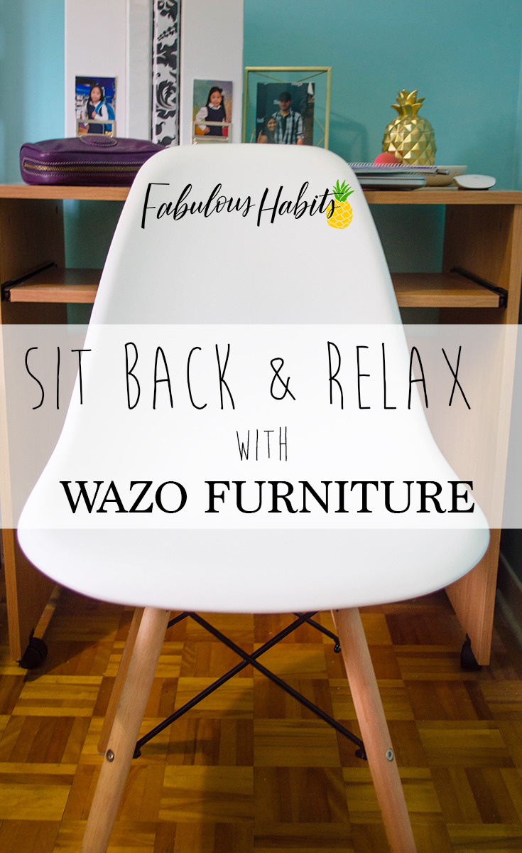 Sprucing up a slightly smaller office space with quality design through Wazo Furniture