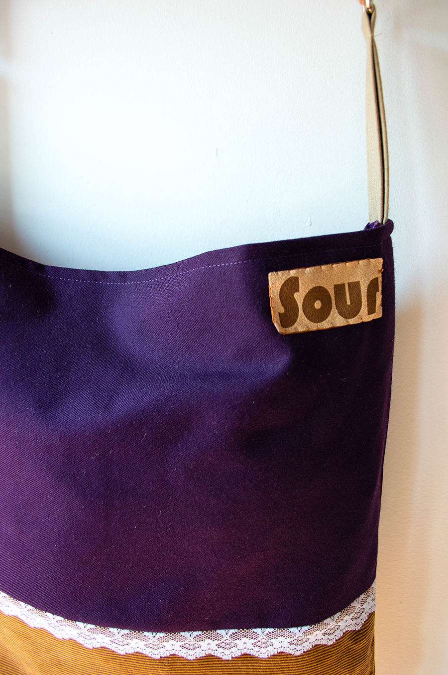 Love me a good local brand: Sour Bags and Totes is original, durable, and ultra-adorbs!