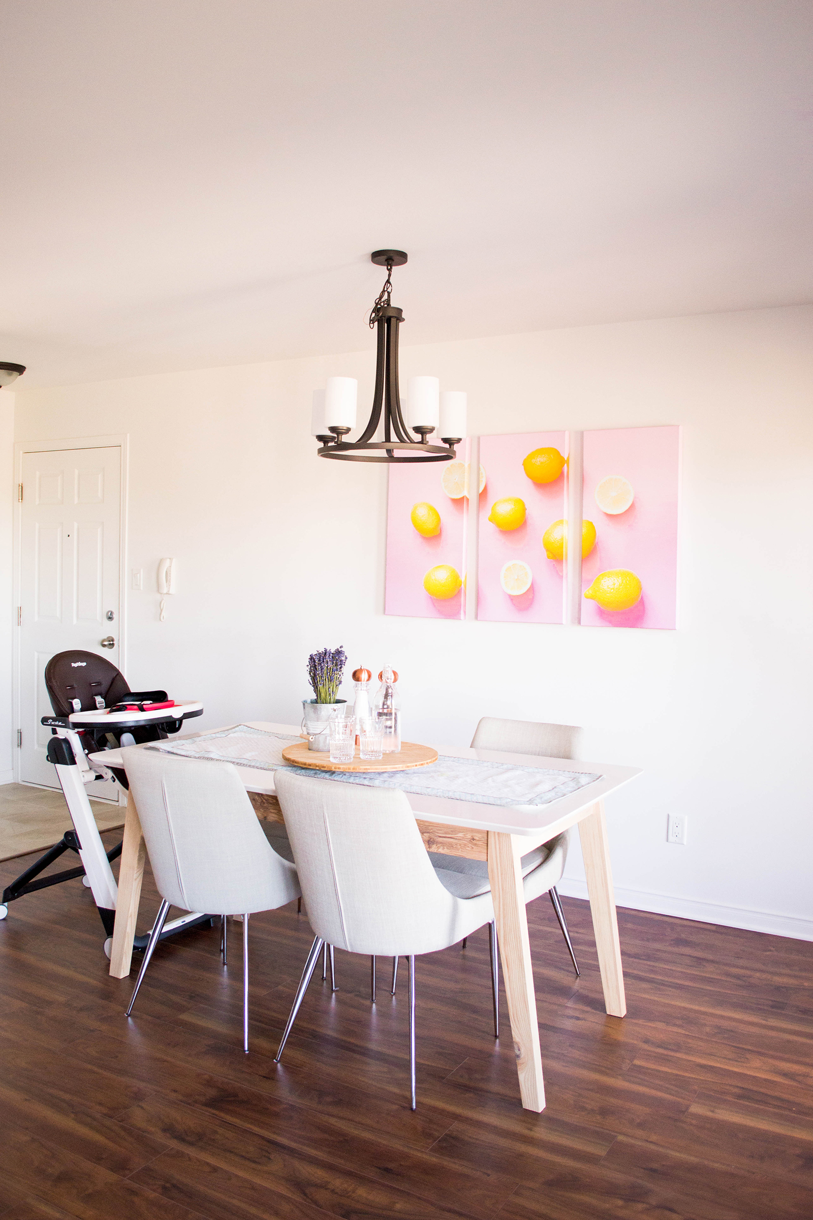 Staying Stylish and Keeping it Kid-Friendly: Our Dining Room Reveal