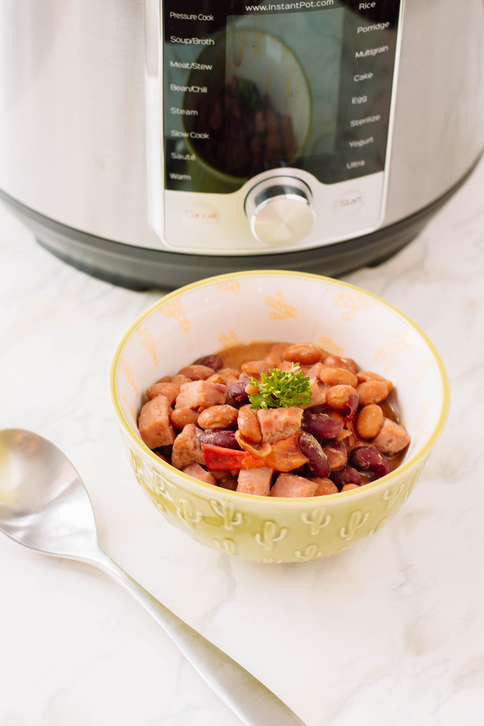The Best Recipe for Instant Pot Baked Beans