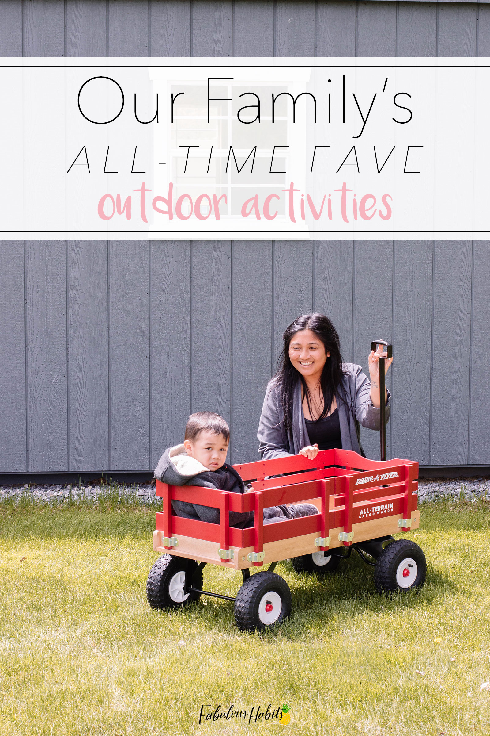 Super Fun Summer Activities for Toddlers