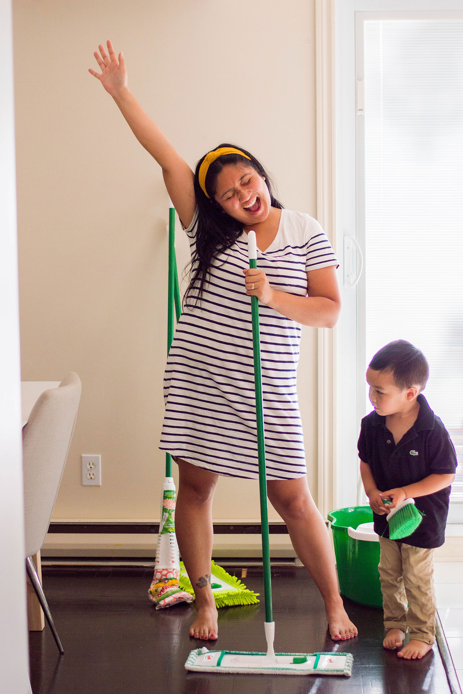 Easy House Cleaning Schedule
