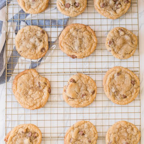 Our Family's Best Chocolate Chip Cookie Recipe