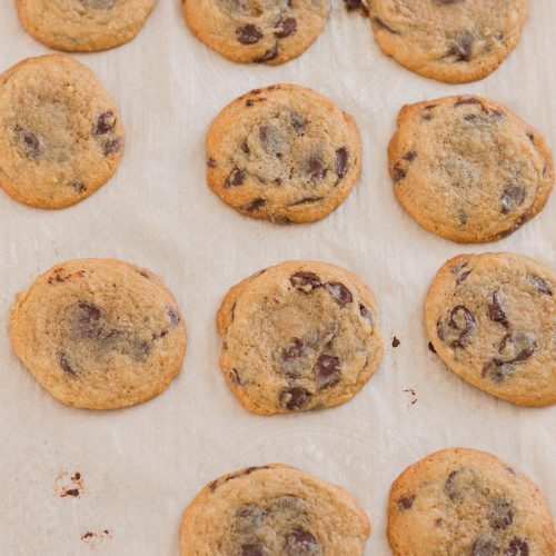 Tips for Baking Cookies