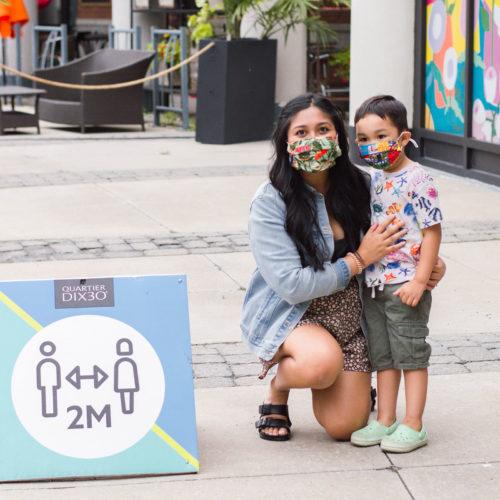How Our Family Safely Enjoys Quartier DIX30