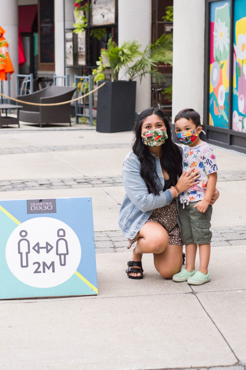 """As the world navigates a """"new normal,"""" we're finding ways to have fun and stay safe in Canada's largest lifestyle centre: Quartier DIX30"""