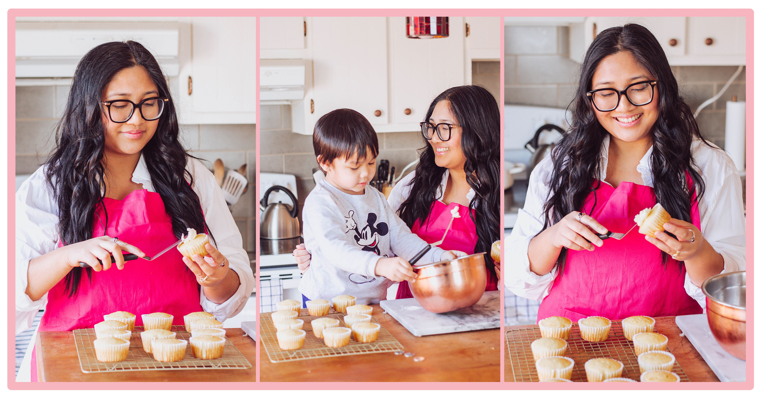 Read all about the story behind the Fabulous Habits food blog by Lisa Favre