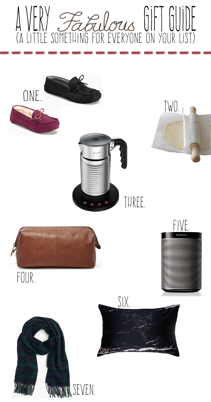 The official #FabHab 2016 Gift Guide