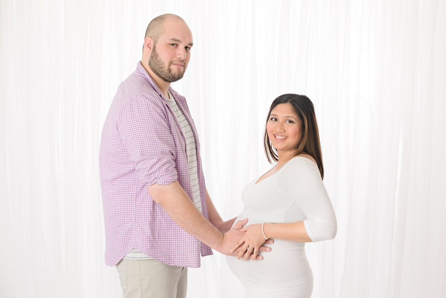 Our maternity photoshoot with Lira Photography