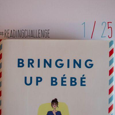 2017 Reading Challenge: 1 / 25