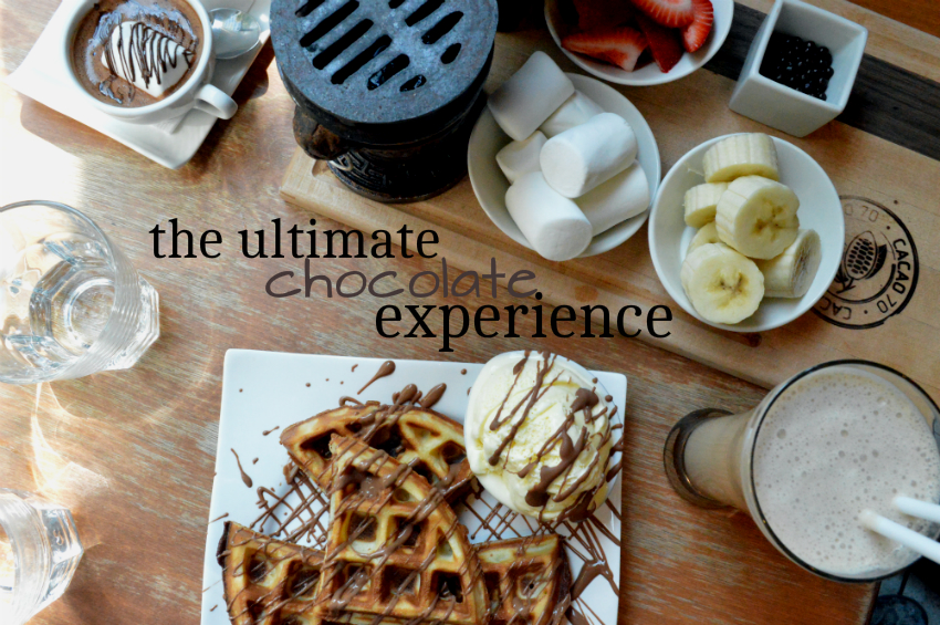 Cacao 70: the ultimate chocolate experience
