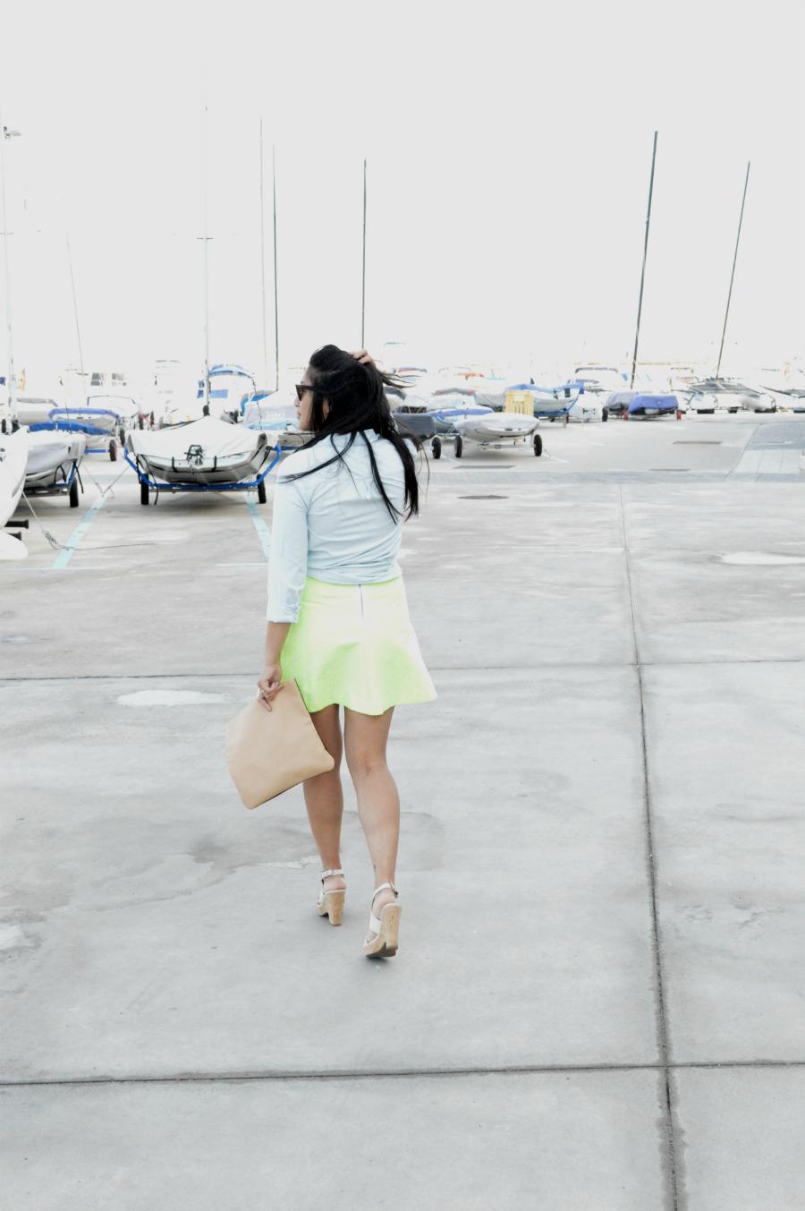 My Neon Skirt