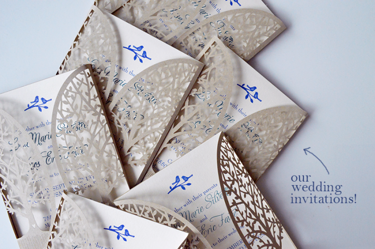 The in's and out's of wedding invitations: when to write, when to send and how to make them look fabulous!