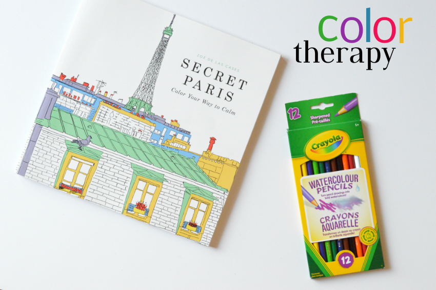 The soothing effects of color therapy