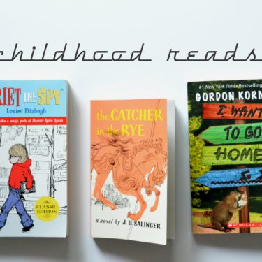 Some of my favorite books from my childhood
