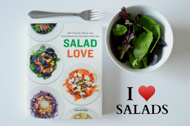 I Love Salads