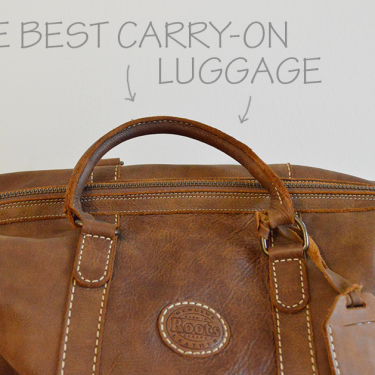 What's In Your Purse?: Carry-On Luggage