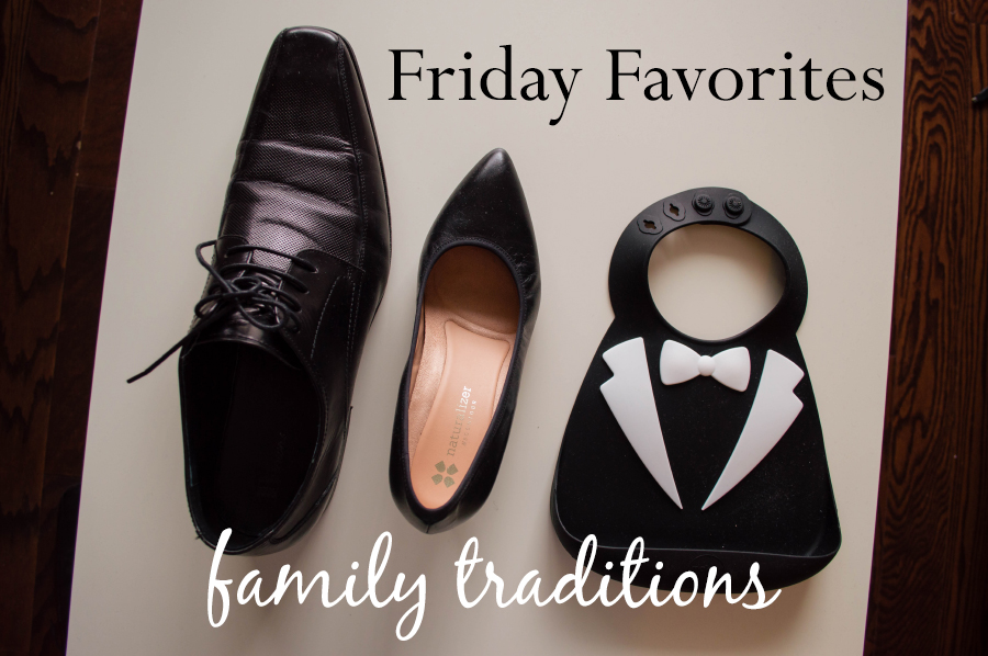 Celebrating the best in family traditions to wrap up a week full of love.