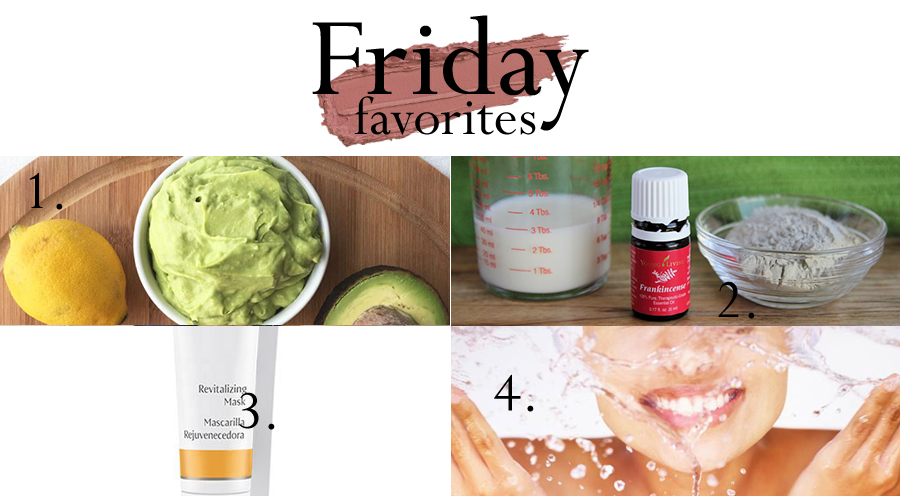 Masks, cleaning regimens, and DIY solutions for your lovely face.