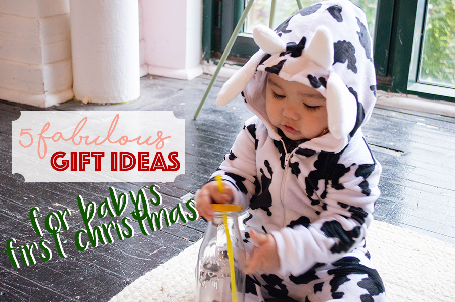 Baby's first Christmas is always a special time! Make gift choices easy with these unique gifting ideas!