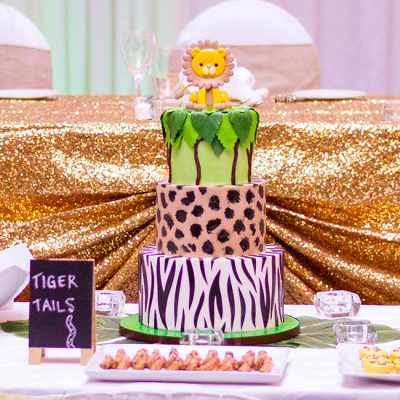 The Sweetest Sweet Table: A Jungle How-To