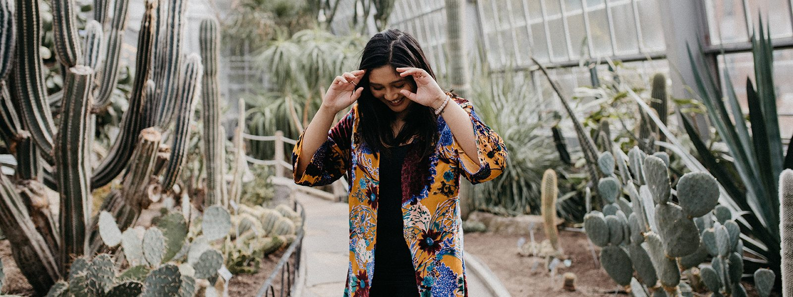 Dressing a Post-Baby Bod: Kimono Comfort