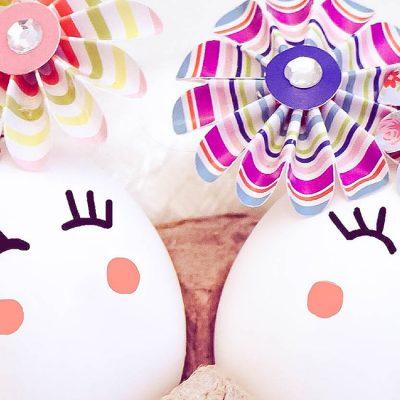 Unicorn Craft: Easy DIY Unicorn Eggs