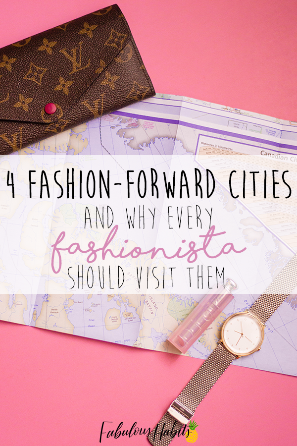 Our top picks for fashion-forward cities. Get your wanderlust on... in style.
