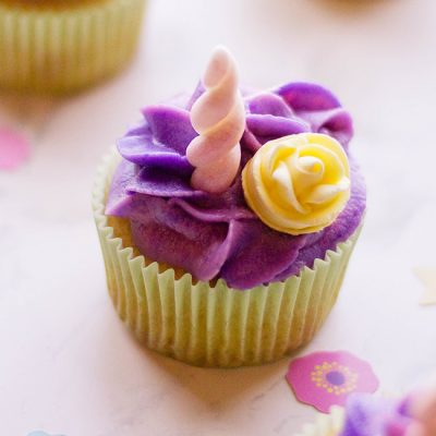 Unicorn-Themed Parties 101: The Unicorn Cupcake