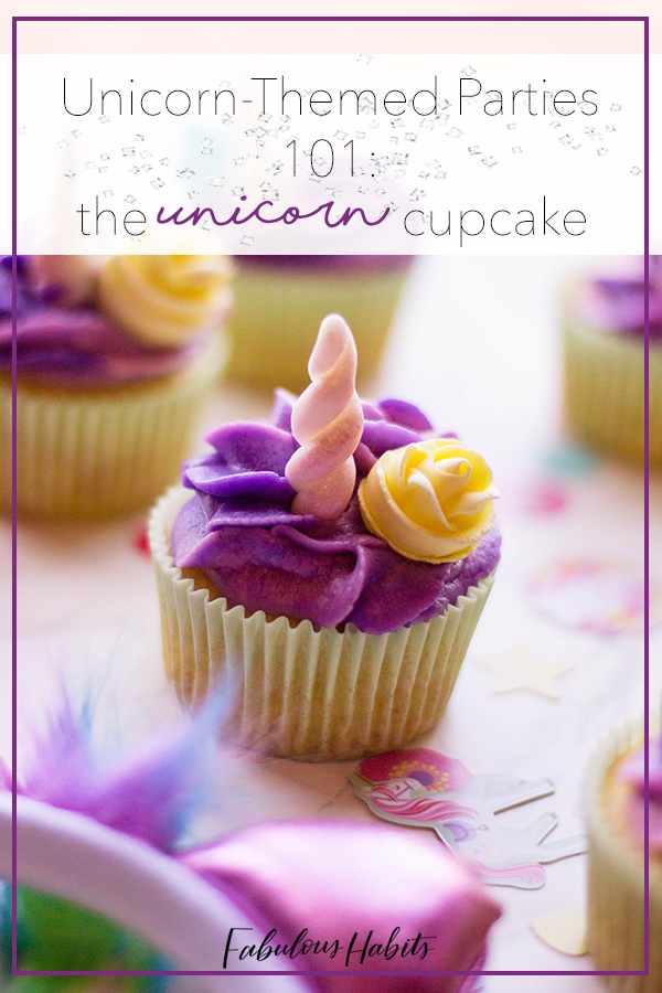Throwing parties doesn't have to be nerve-racking. Planning on going with a unicorn-theme celebration? Here's an easy way to make Unicorn Cupcakes.