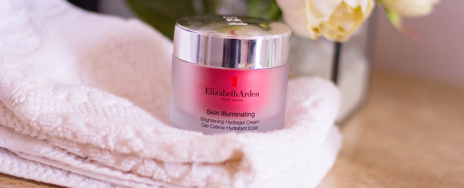 Beauty Review: Elizabeth Arden Skin Illuminating Brightening Hydragel Cream