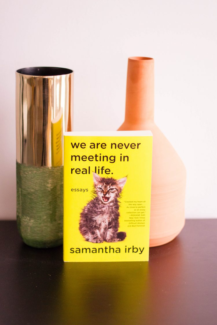 Book review by our book expert, Althea, who's telling us about Samantha Irby's We Are Never Meeting in Real Life.