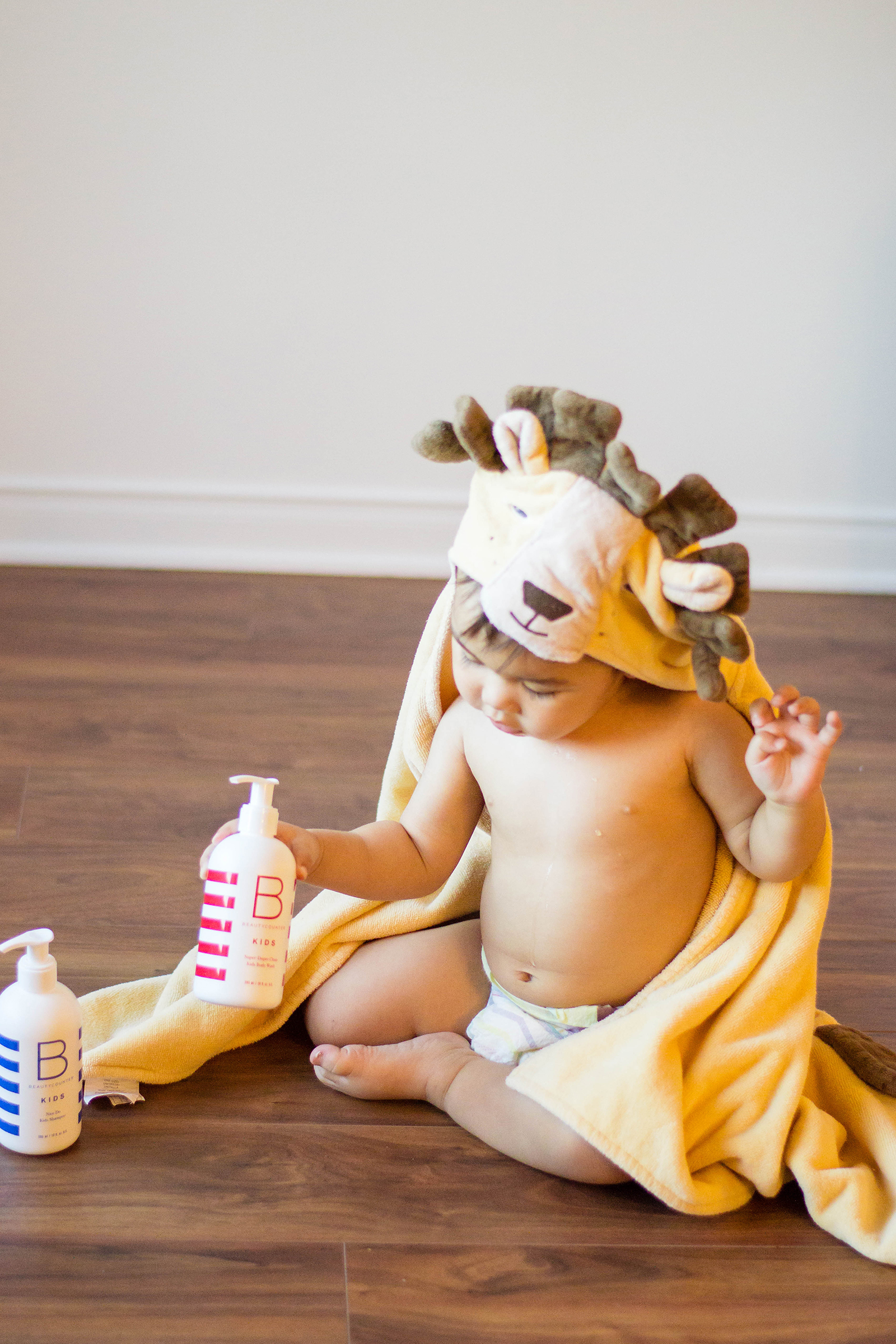 Our New Home: How to Organize Bathtime with Toddlers