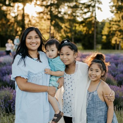 The Importance of Family Traditions: An Evening at the Lavender Fields