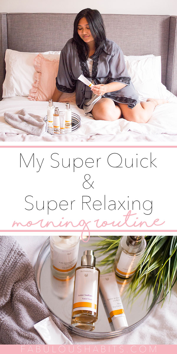 Here are the simple steps for the most effective and super relaxing daily morning routine.