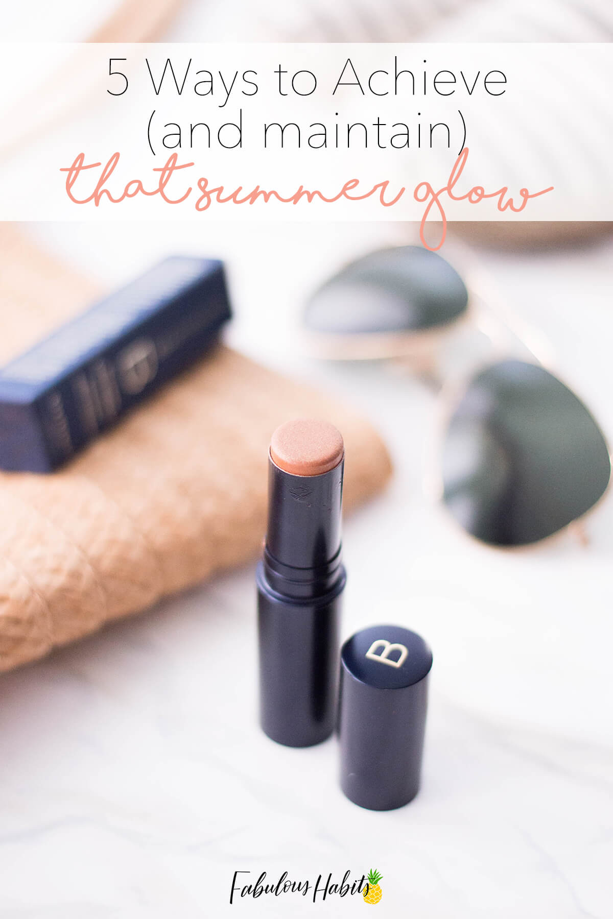 Maintaining a summer glow can be easy and safe with Beautycounter