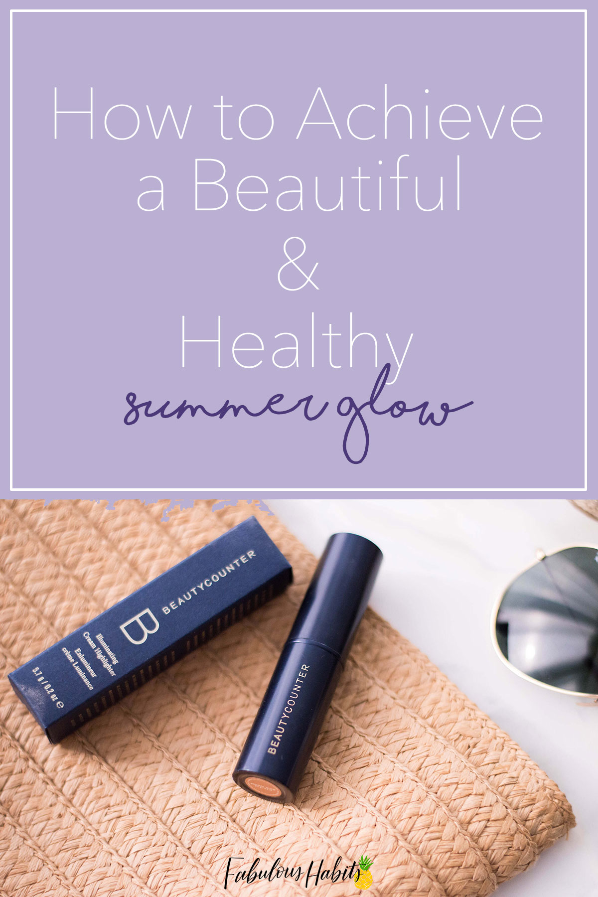 Achieving a summer glow can be both beautiful and healthy. Here are some of our beauty tips to help you shine this summer (and beyond!) #beautytips