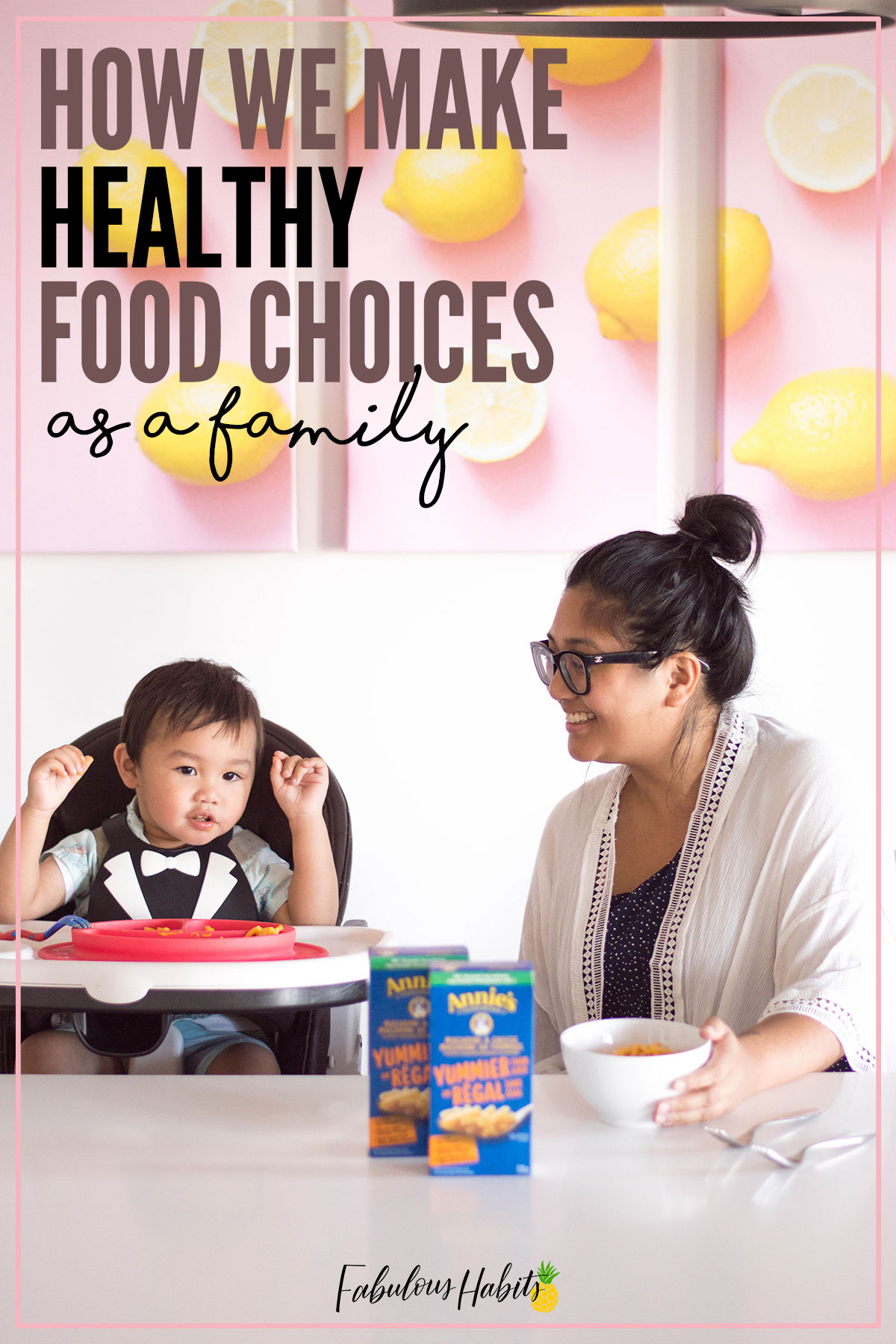 What's your meal planning regimen like? Here's how we make healthy food choices as a family - and it's really just a few, simple steps. Nothing complicated at all! #healthyfoodchoices