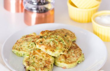 Sneaking in More Veggies with Zucchini Fritters