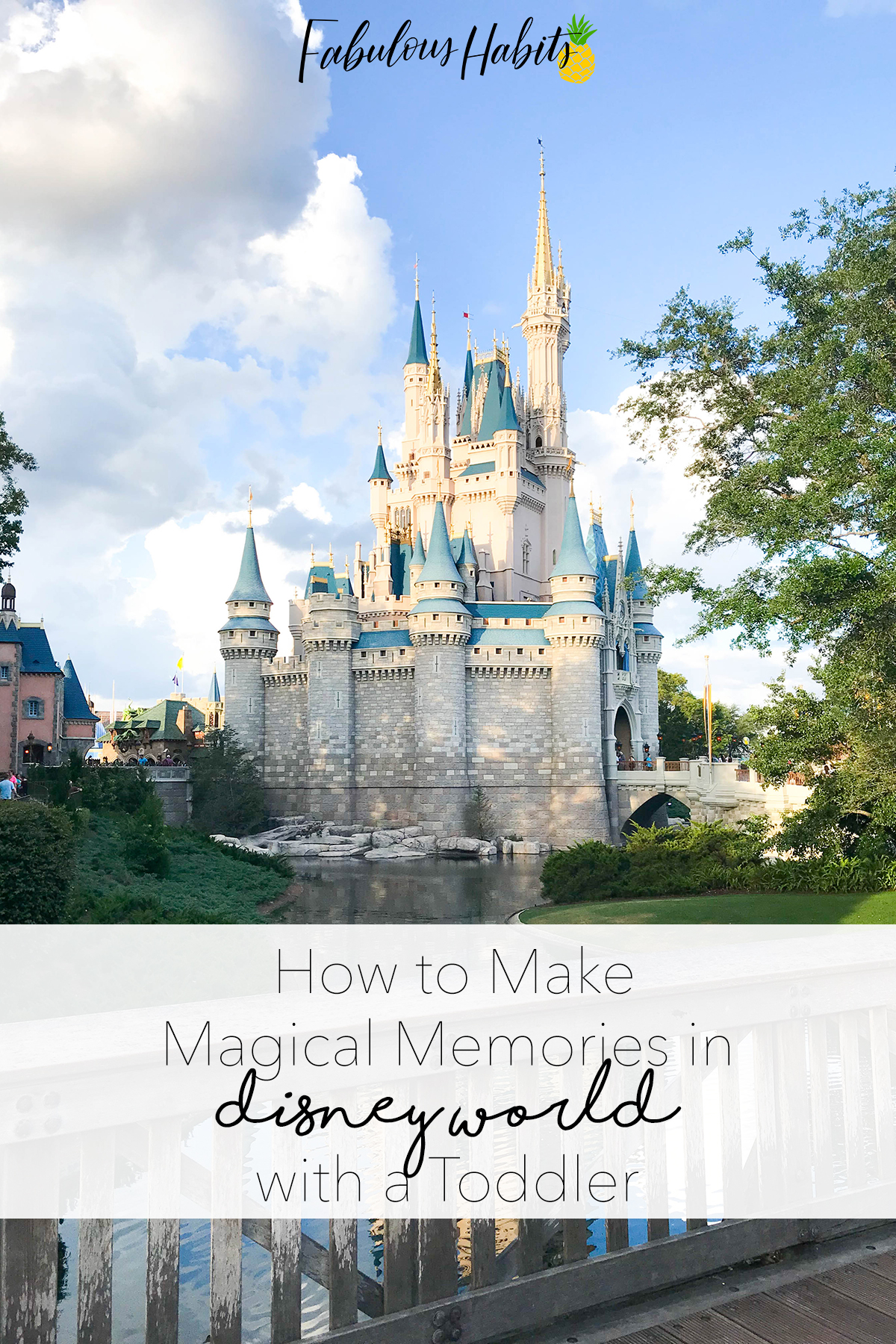 Enjoy your trip to the max. Here's our family's Disney to-do list and how we make every moment magical!
