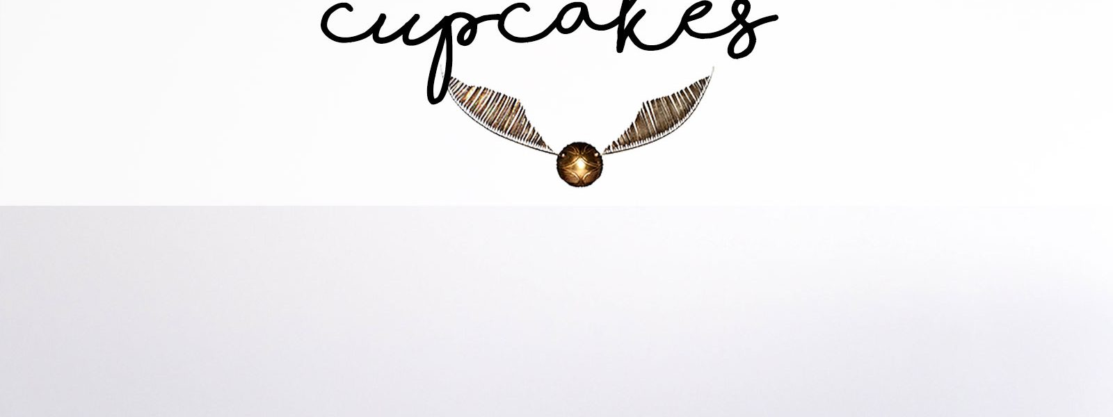 Magical Treats: Golden Snitch-Inspired Cupcakes
