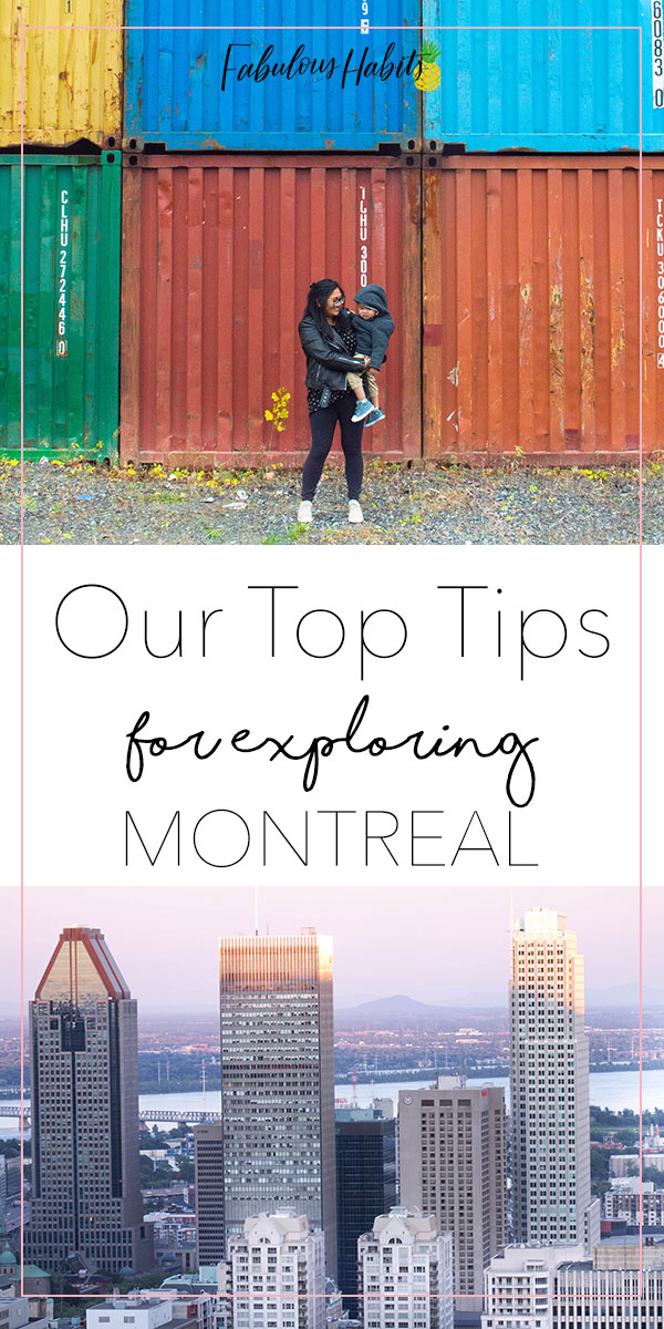 Planning on exploring Montreal with your little ones? Then you're in luck because we spoke with one of the city's experts for some of the best stuff to do with your family in our beautiful city! #exploringmontreal