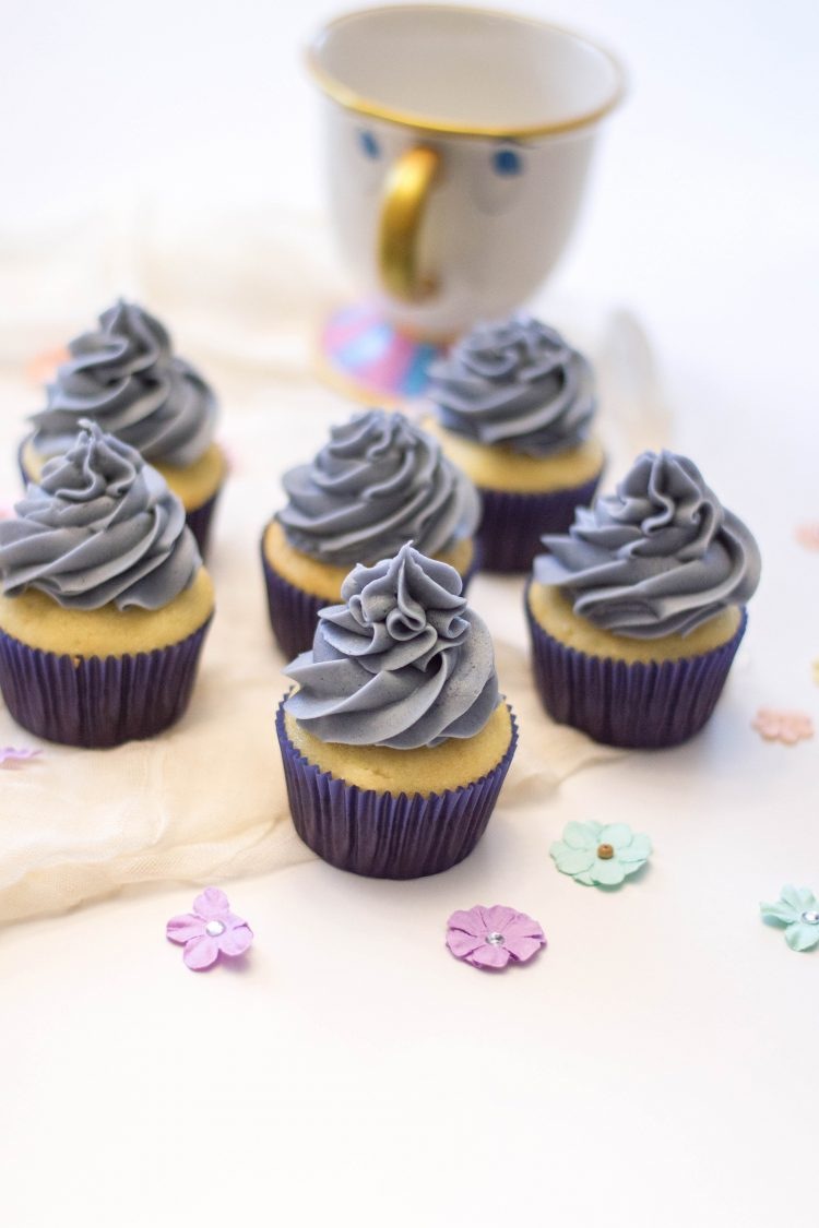 The Grey Stuff: Buttercream Frosting Inspired by Beauty and the Beast